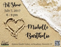 July First Friday - Michelle Bartholic